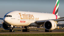 A6-EFH - Emirates Sky Cargo Boeing 777F aircraft