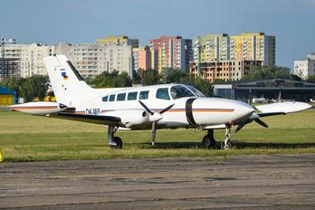 OK-MIS - Private Cessna 402B Utililiner