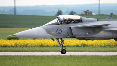 220 - Sweden - Air Force SAAB JAS 39C Gripen
