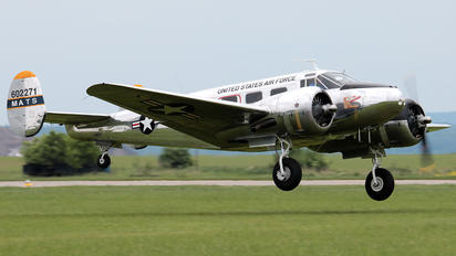 N95507 - Private Beechcraft C-45H Expeditor