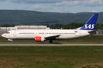 LN-BRI - SAS - Scandinavian Airlines Boeing 737-400