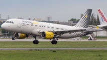 EC-LVC - Vueling Airlines Airbus A320 aircraft