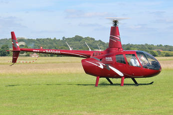 N4504H - Private Robinson R66