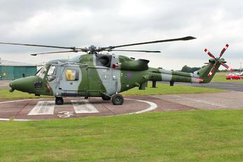 ZE376 - British Army Westland Lynx AH.9
