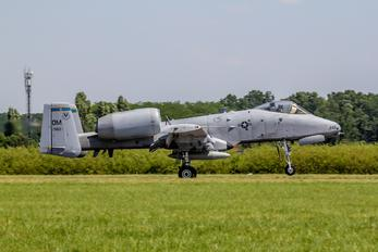 81-960 - USA - Air Force Fairchild A-10 Thunderbolt II (all models)
