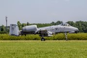 81-960 - USA - Air Force Fairchild A-10 Thunderbolt II (all models) aircraft