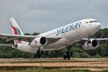 4R-ALD - SriLankan Airlines Airbus A330-200