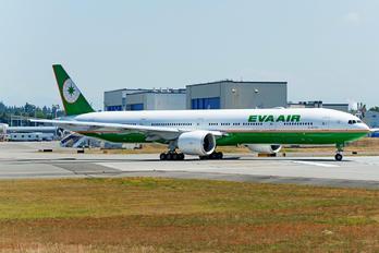 B-16723 - Eva Air Boeing 777-300ER