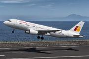 EC-LLE - Iberia Express Airbus A320 aircraft