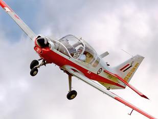 G-CBAB - Private Scottish Aviation Bulldog