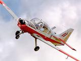 G-CBAB - Private Scottish Aviation Bulldog aircraft