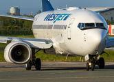 C-FWSK - WestJet Airlines Boeing 737-700 aircraft