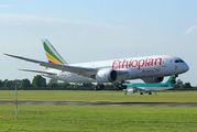 ET-AOS - Ethiopian Airlines Boeing 787-8 Dreamliner aircraft