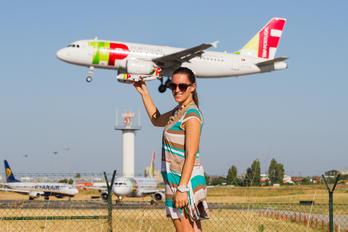 CS-TTV - TAP Portugal Airbus A319