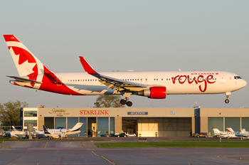 CFMXC - Air Canada Rouge Boeing 767-300ER