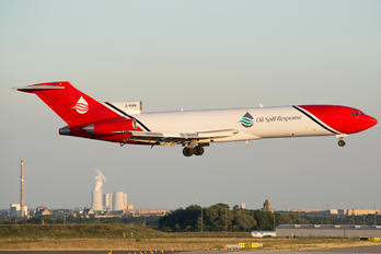 G-OSRB - T2 Aviation Boeing 727-200F