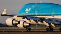 PH-BFM - KLM Asia Boeing 747-400 aircraft