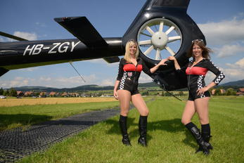 HB-ZGY - - Aviation Glamour - Aviation Glamour - Model