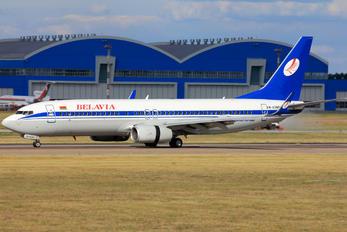 EW-438PA - Belavia Boeing 737-800