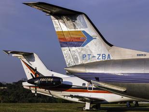 PT-ZBA - Embraer Embraer EMB-120 Brasilia