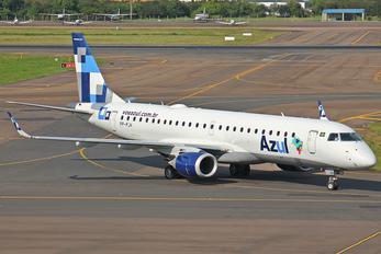 PP-PJK - Azul Linhas Aéreas Embraer ERJ-190 (190-100)