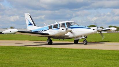 N25PR - Private Piper PA-30 Twin Comanche