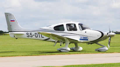 S5-DTL - Private Cirrus SR22