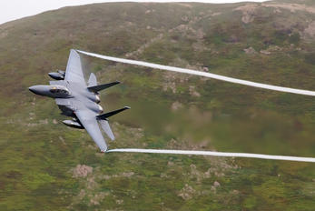 96-0205 - USA - Air Force McDonnell Douglas F-15E Strike Eagle