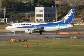 JA8500 - ANA - All Nippon Airways Boeing 737-500