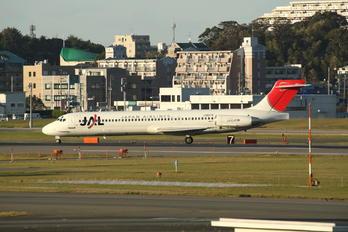 JA8279 - JAL - Japan Airlines McDonnell Douglas MD-87
