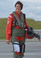 - - Turkey - Air Force : Turkish Stars - Aviation Glamour - People, Pilot aircraft