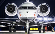 M-GLOB - Private Bombardier BD-700 Global Express aircraft