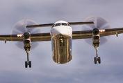 JA843A - ANA Wings de Havilland Canada DHC-8-400Q / Bombardier Q400 aircraft