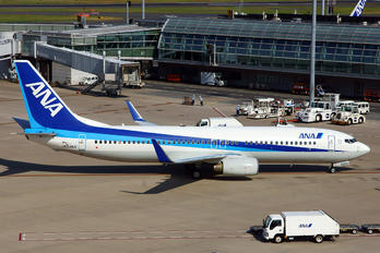 JA53AN - ANA - All Nippon Airways Boeing 737-800