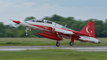 71-4026 - Turkey - Air Force : Turkish Stars Canadair 5B-2000 Freedom Fighter aircraft