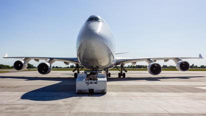 4X-ELF - El Al Cargo Boeing 747-400F, ERF