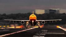 D-AEAK - DHL Cargo Airbus A300F aircraft