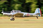 F-BKOI - Private Morane Saulnier MS.733 Alcyon aircraft