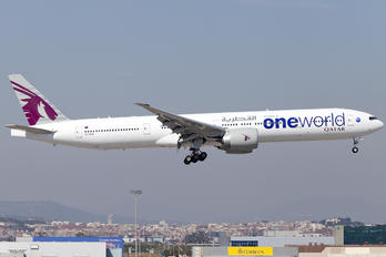 A7-BAF - Qatar Airways Boeing 777-300ER