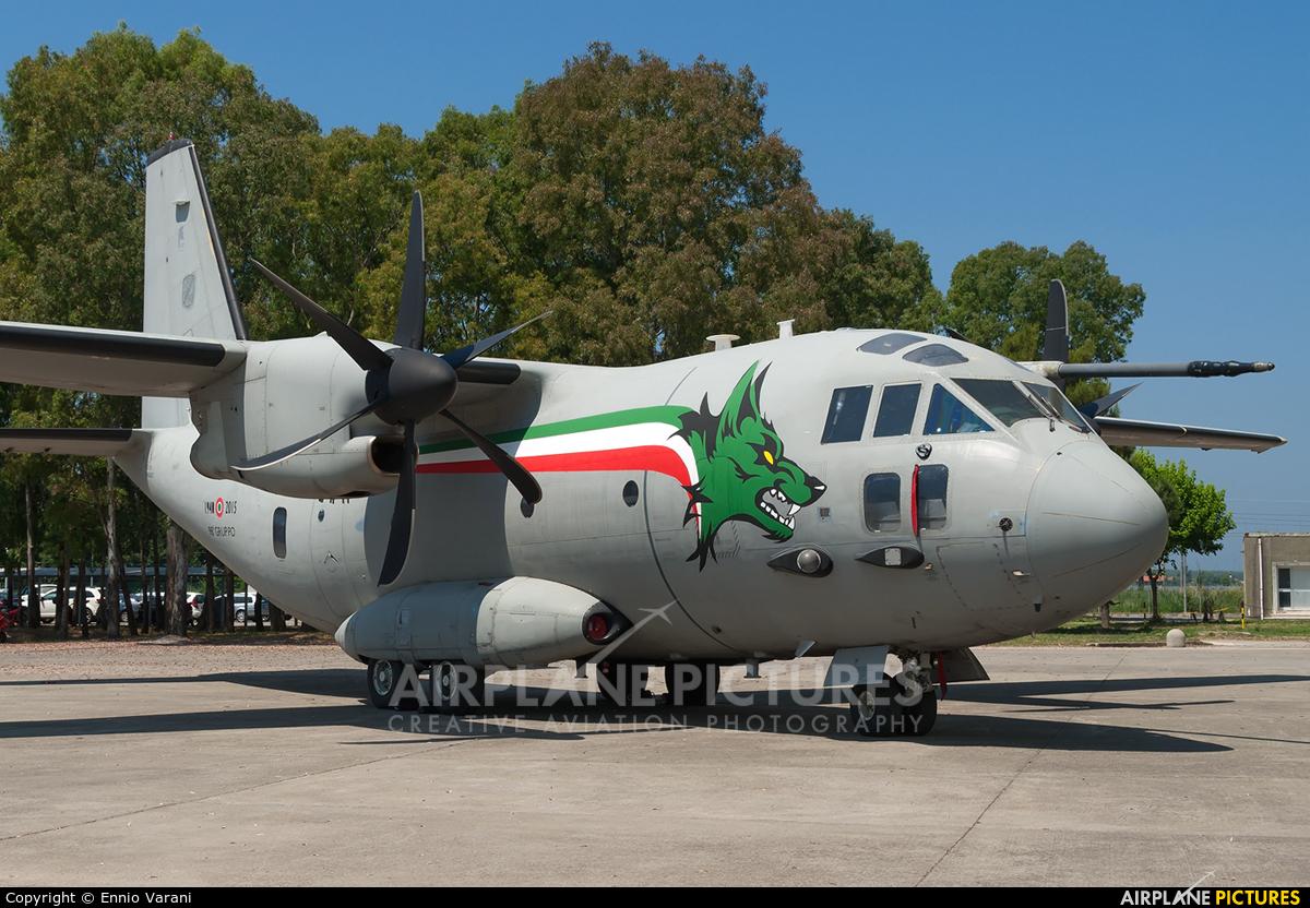 Italy - Air Force MM62217 aircraft at Pisa - San Giusto