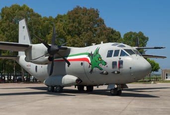 MM62217 - Italy - Air Force Alenia Aermacchi C-27J Spartan
