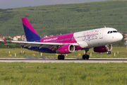 HA-LPW - Wizz Air Airbus A320 aircraft