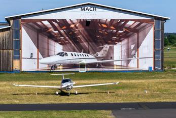 D-EXDA - Frankfurter Verein für Luftfahrt Diamond DA 20 Katana