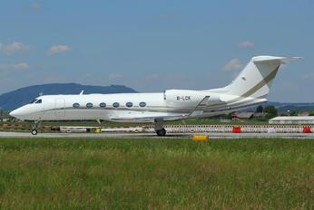 B-LCK - Private Gulfstream Aerospace G-IV,  G-IV-SP, G-IV-X, G300, G350, G400, G450