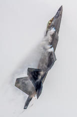 09-4176 - USA - Air Force Lockheed Martin F-22A Raptor