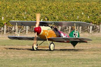 ZK-TGY - Private The Vintage Aviator Albatros DVa-1