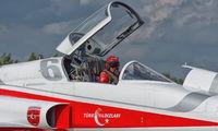 71-3049 - Turkey - Air Force : Turkish Stars Canadair NF-5A aircraft