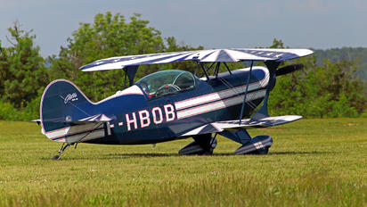 F-HBOB - Private Pitts S-2B Special