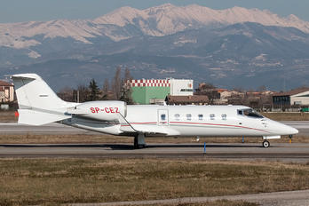 SP-CEZ - Private Learjet 60
