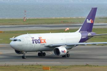 N808FD - FedEx Federal Express Airbus A310F
